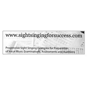 Sight Singing for Success